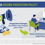 Changes to income protection insurance